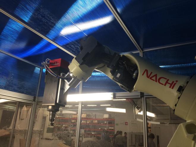jyrsintärobotti robottijyrsintä